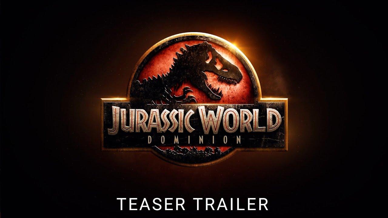 Jurassic World 3: Dominion - First Teaser Trailer [HD] 2021 ...
