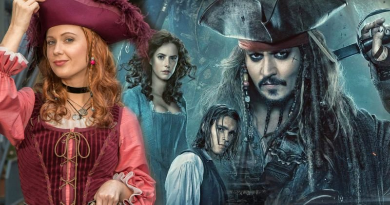 The Pirates of the Caribbean 6