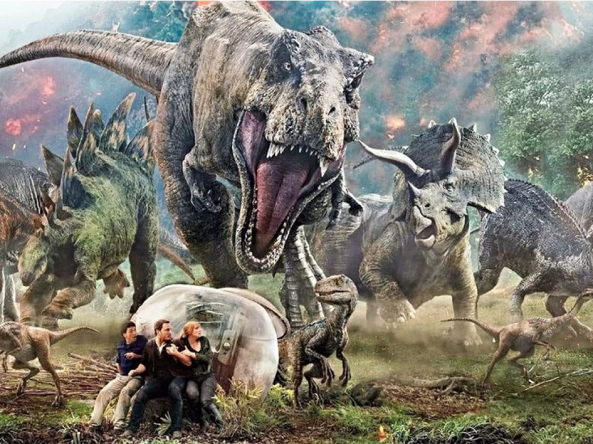 Jurassic World 3: