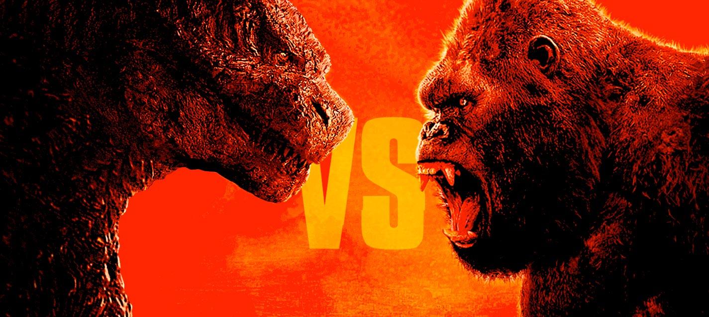 New Godzilla vs. Kong Monster