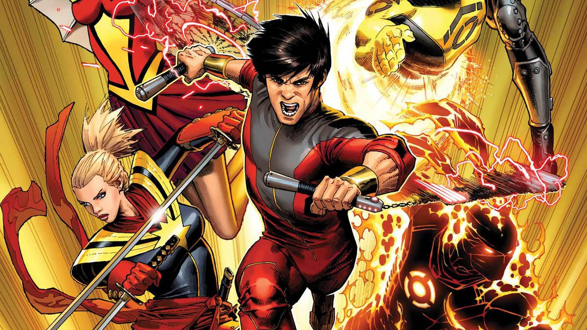 Marvel's Shang-Chi and the Legend of the Ten Rings: Everything we ...