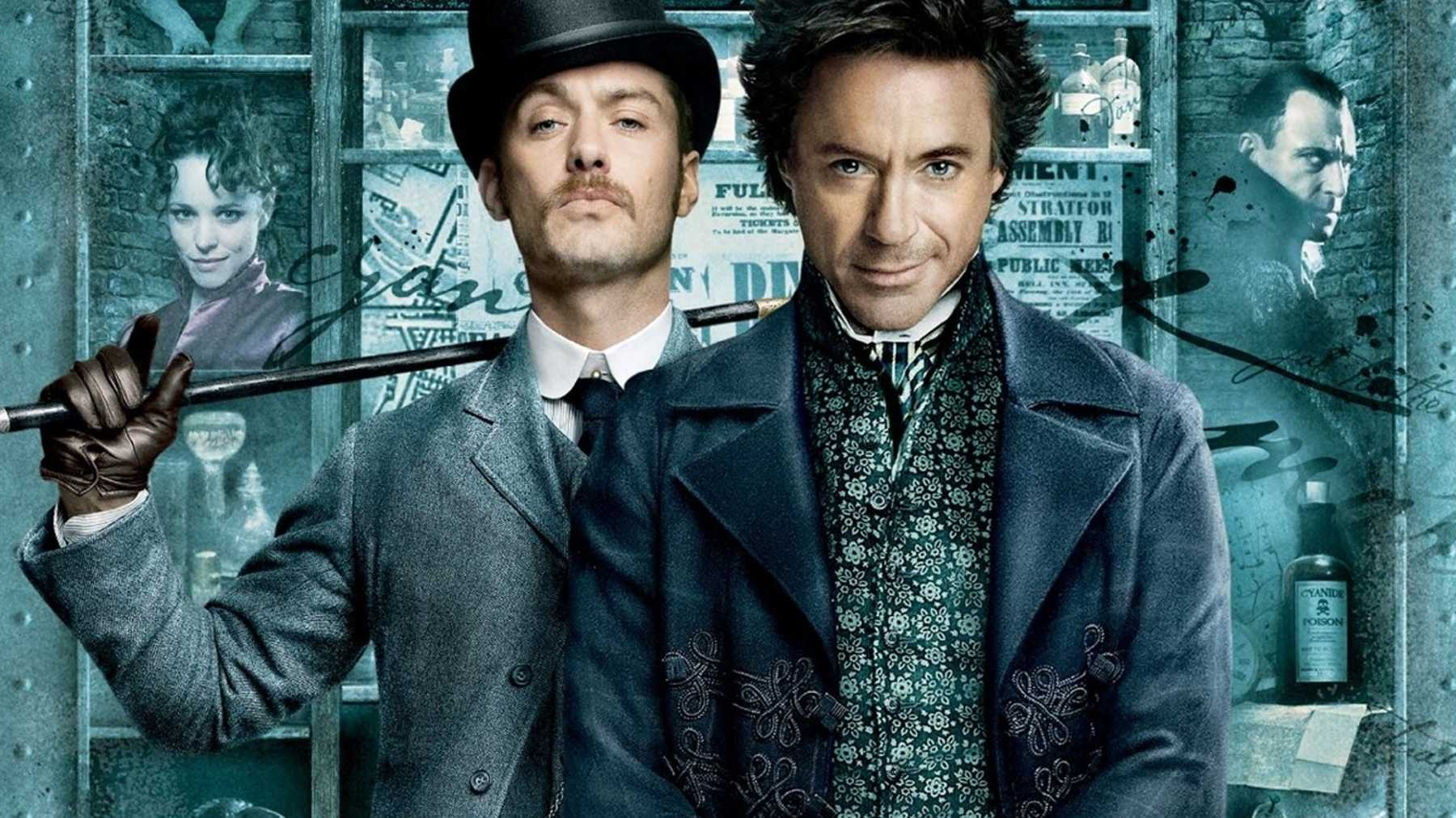 Dexter Fletcher Will Direct Sherlock Holmes 3 With Robert Downey ...