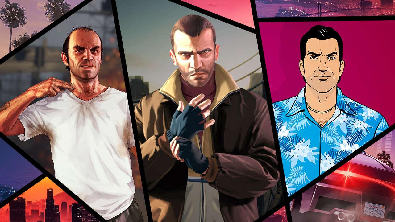 Every Grand Theft Auto Game, Reviewed: GTA 5, San Andreas, And ...